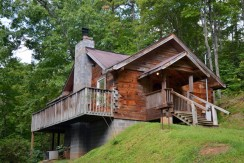 Honeymoon Hideaway is located Gatlinburg Tn