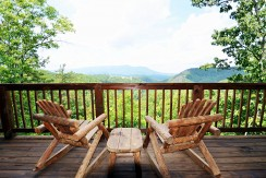 Honeymoon View #1 is located on Pine Mountain Pigeon Forge
