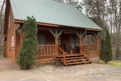 Hartman House is located on Easy Street Pigeon Forge