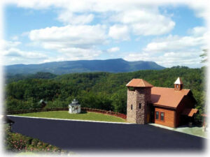 pigeon forge wedding chapels