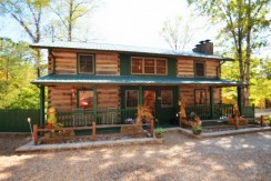 Huckleberry Inn located on Middle Creek