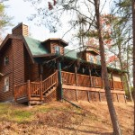 Rustic Getaway located in Fox Run is a spectacular 2 bedroom 2 bath cabin.