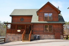 Bear Crossing Lodge located in Black Bear Ridge Resort