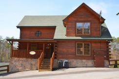 Bear Crossing Lodge located in Black Bear Ridge Resort