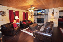 Mountain Retreat  located in Pigeon Forge