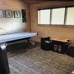 Sasquatch game room